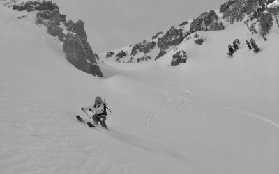 Why terrain choice is the answer to avalanche avoidance