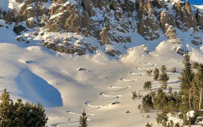 Snowpack Update – Mt. Glory & Breccia – Nov. 17-19, 2018